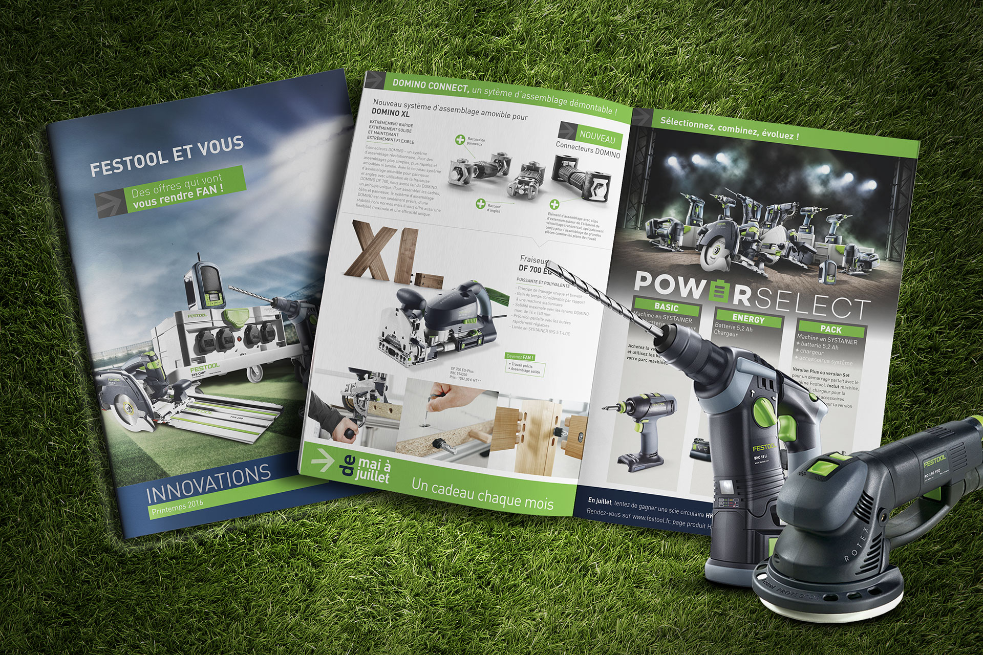Catalogue Festool by Convergence