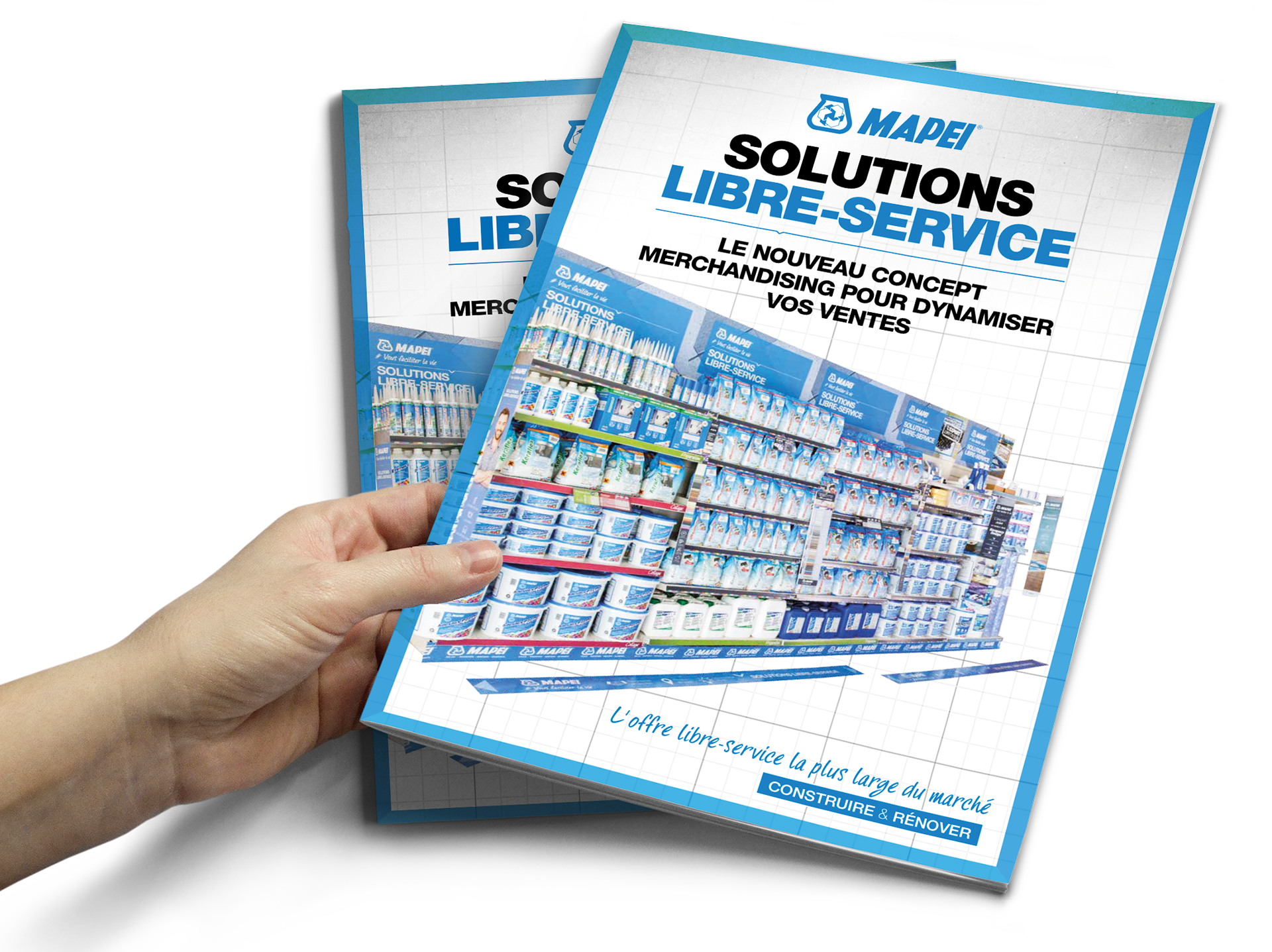 MAPEI Solutions Libre-service by Convergence